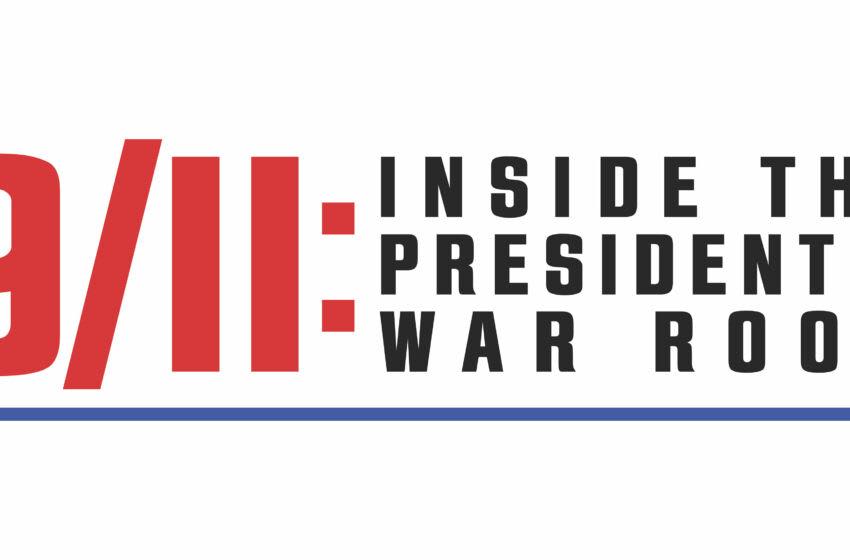 9/11: Inside the President's War Room from Apple TV+, image courtesy Apple TV+