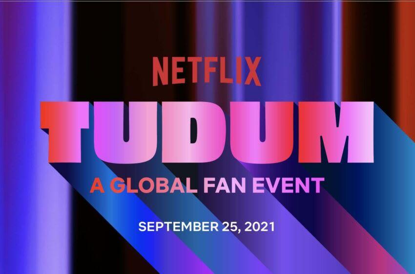 TUDUM, a Global Fan Event from Netflix, image courtesy Netflix