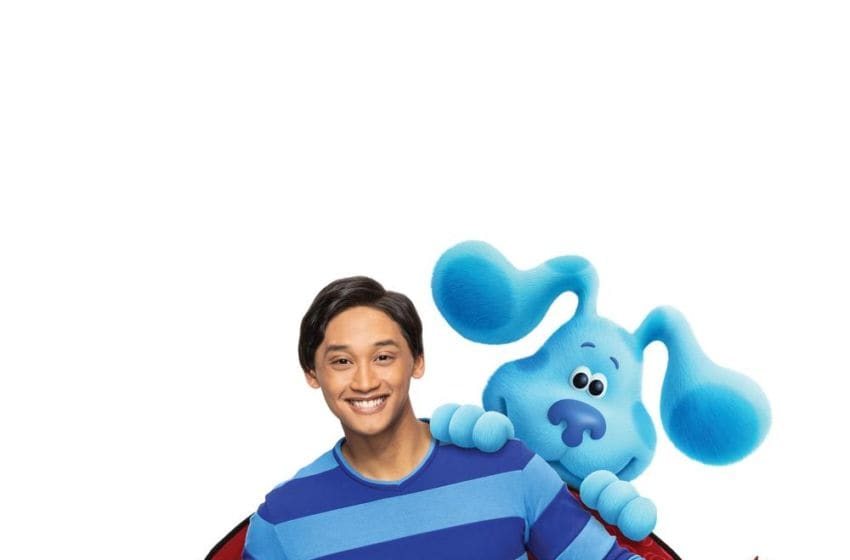 Blue's Clues & You on Nick Jr. Credit: Photo courtesy Nickelodeon