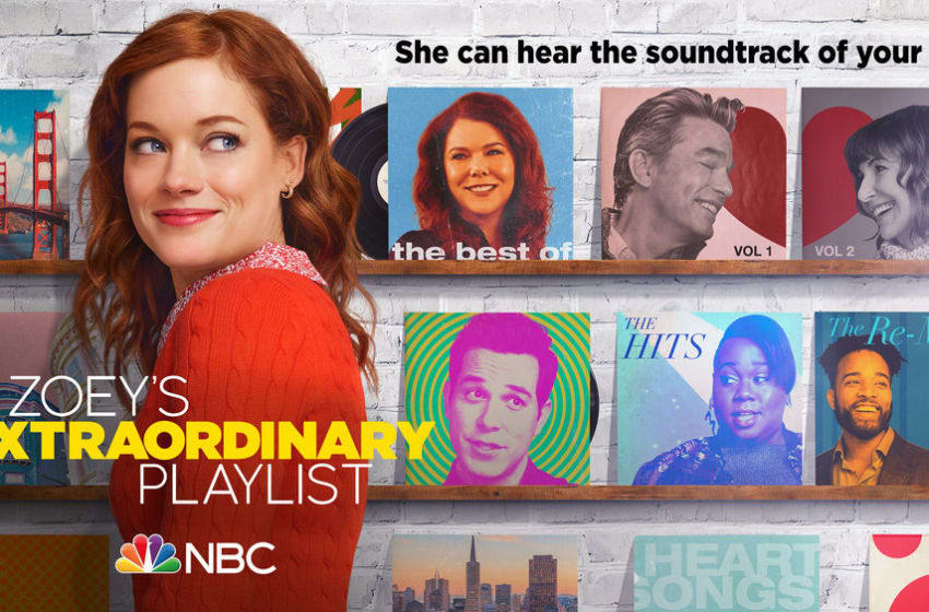 ZOEY'S EXTRAORDINARY PLAYLIST -- Pictured:
