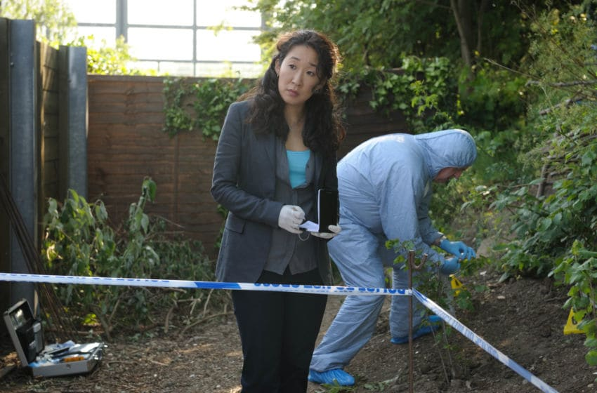 Thorne: Scaredy Cat on Sky1. In Picture: Sandra Oh