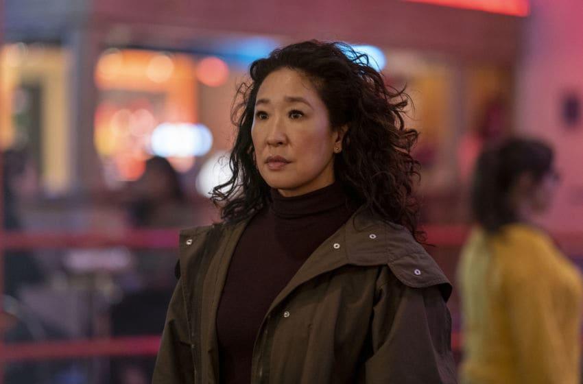 Sandra Oh as Eve Polastri - Killing Eve _ Season 3, Episode 6 - Photo Credit: Des Willie/BBCAmerica/Sid Gentle