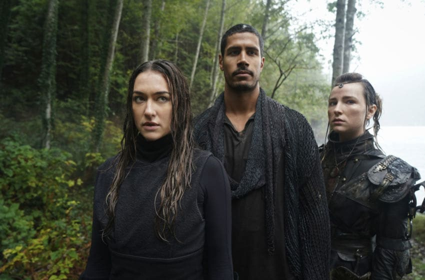The 100 --