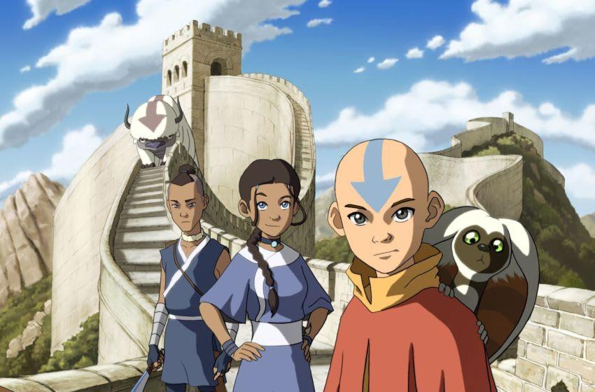 Avatar: The Last Airbender, photo courtesy Nickelodeon