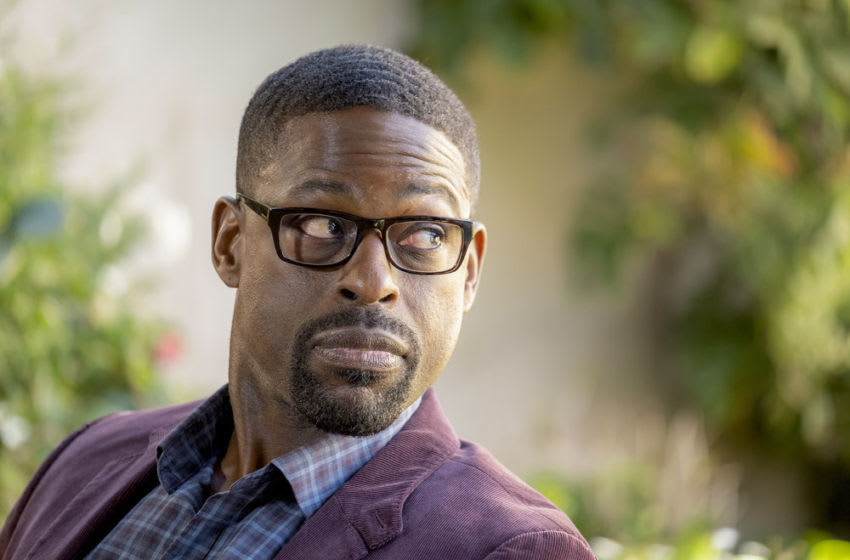 THIS IS US -- Pictured: Sterling K. Brown as Randall -- (Photo by: Ron Batzdorff/NBC)