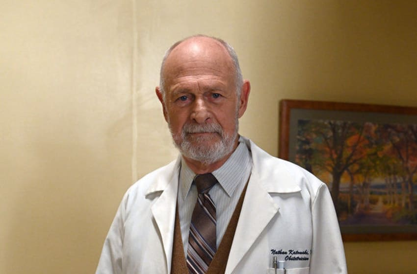 Pictured: Gerald McRaney as Dr. K -- (Photo by: Mitchell Haddad/NBC)