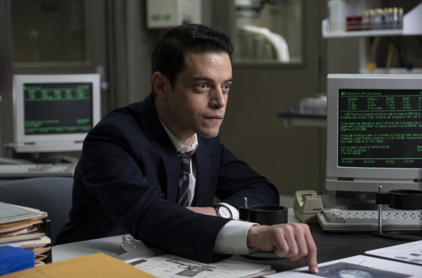 """RAMI MALEK as Jim Baxter in Warner Bros. Pictures' psychological thriller """"THE LITTLE THINGS,"""" a Warner Bros. Pictures release. Photo Credit: Nicola Goode"""