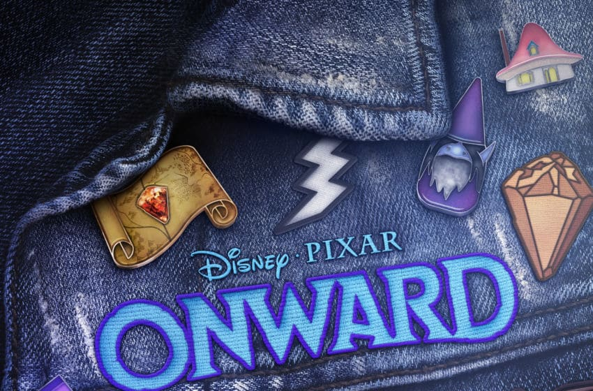 Photo: Onward.. key art.. © 2019 Disney/Pixar. All Rights Reserved.