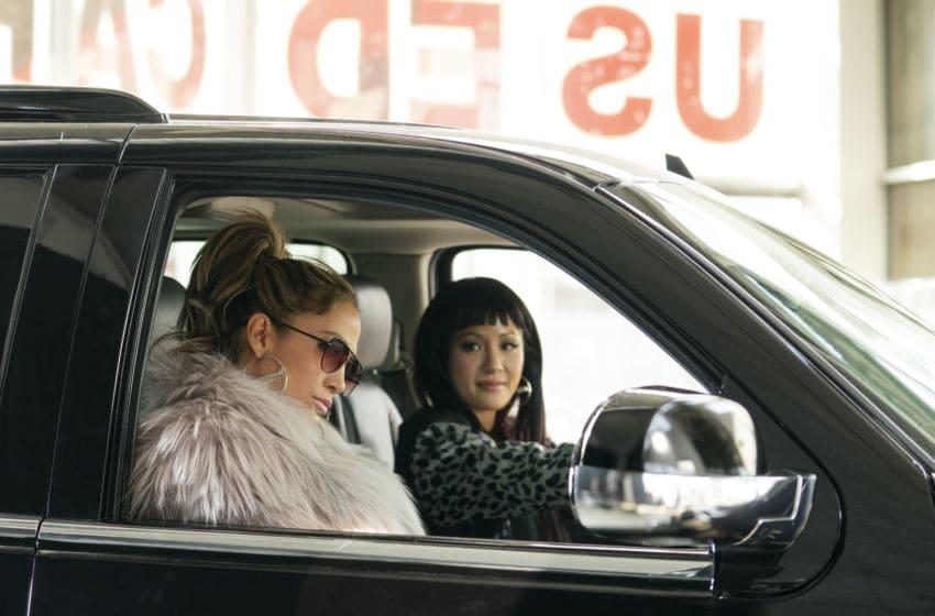 Jennifer Lopez and Constance Wu star in HUSTLERS