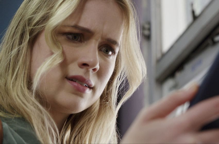 Photo: Elizabeth Lail stars in COUNTDOWN.. Image Courtesy of STXfilms