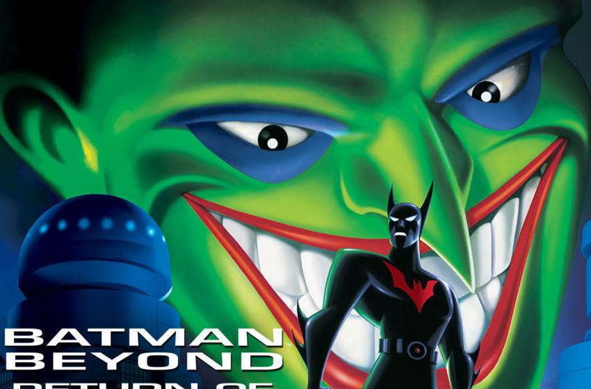 Photo: Batman Beyond Return of the Joker.. Image Courtesy Warner Bros. / DC Universe