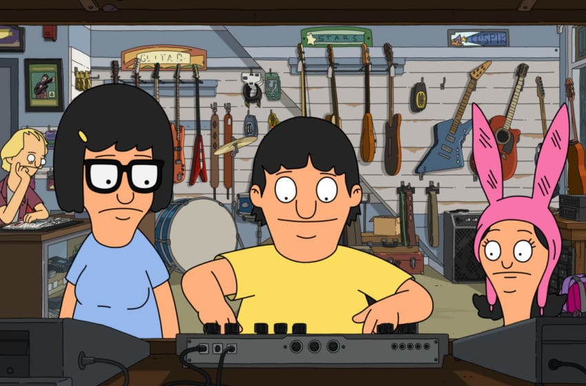 BOB'S BURGERS: Gene gets kicked out of the Ocean Avenue Hifi Emporium, but Louise takes matters into her own hands to defend GeneÕs honor in the