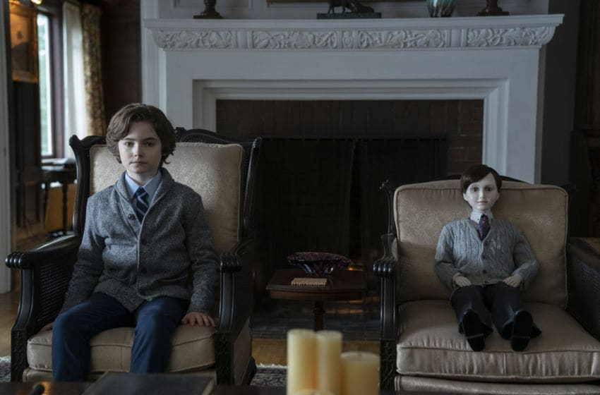 Christopher Convery stars in BRAHMS: The Boy II