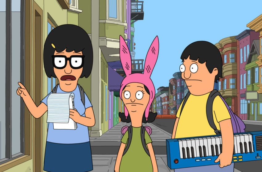 BOB'S BURGERS: Tina competes against Gene and Louise to write a new school song for Wagstaff, but finds herself creatively stalled in the