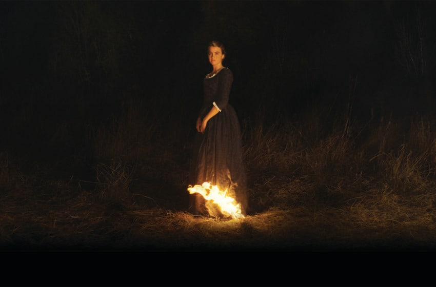 Portrait of a Lady on Fire from Lilies Films. Photo courtesy Lilies Films