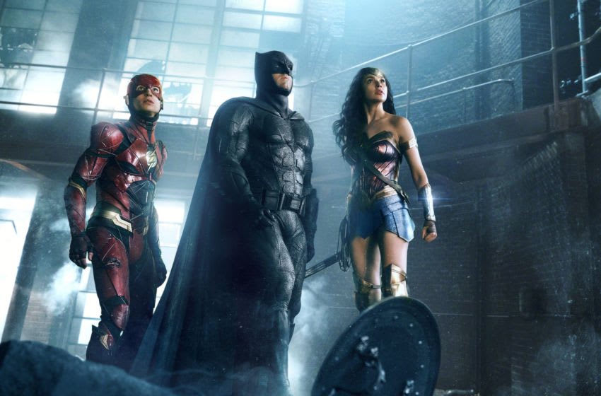 Justice League. Image Courtesy Warner Bros. Entertainment, HBO Max