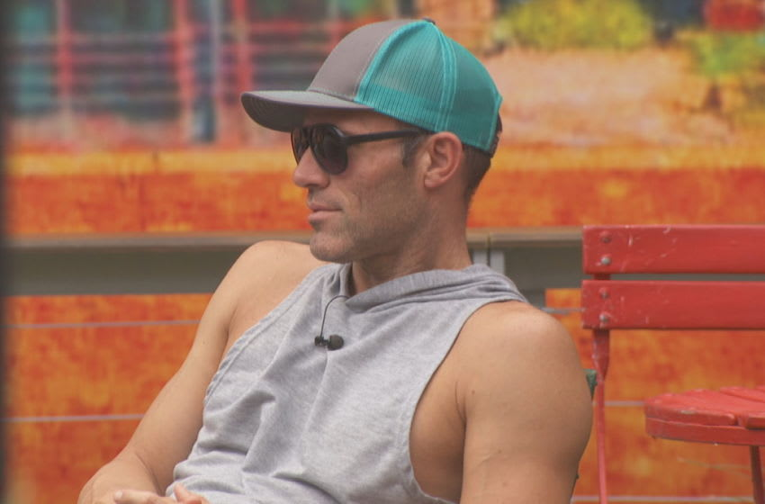 Season 22 of BIG BROTHER ALL-STARS follows a group of people living together in a house outfitted with 94 HD cameras and 113 microphones, recording their every move 24 hours a day. Each week, someone will be voted out of the house, with the last remaining Houseguest receiving the grand prize of $500,000. Airdate: August 26, 2020 (8:00-9:00PM, ET/PT) on the CBS Television Network Pictured: Enzo Palumbo Photo: Best Possible Screen Grab/CBS 2020 CBS Broadcasting, Inc. All Rights Reserved