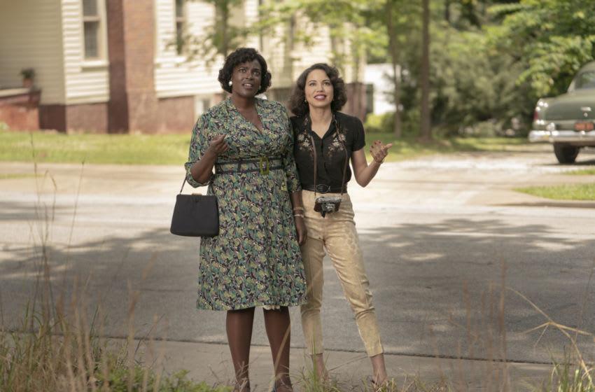 Wunmi Mosaku and Jurnee Smollett in Lovecraft Country Season 1, Episode 3 - Courtesy of Eli Joshua Ade/HBO