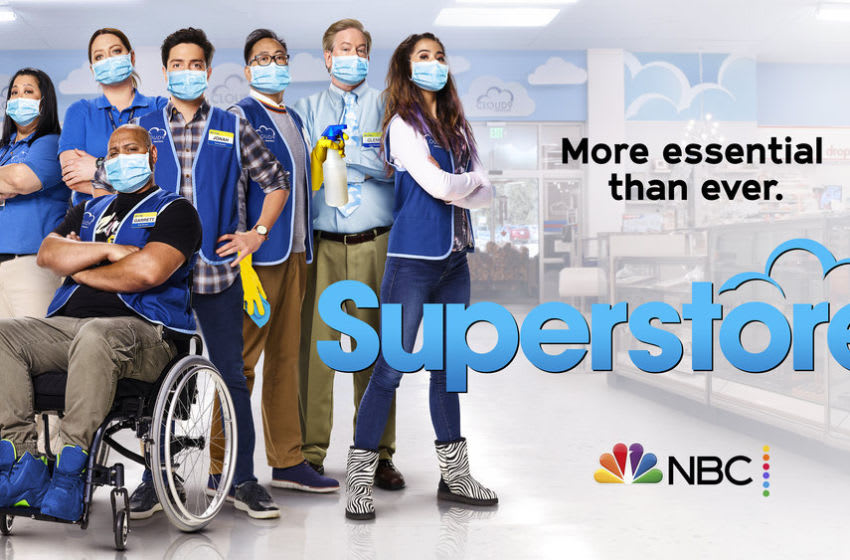 SUPERSTORE -- Pictured: