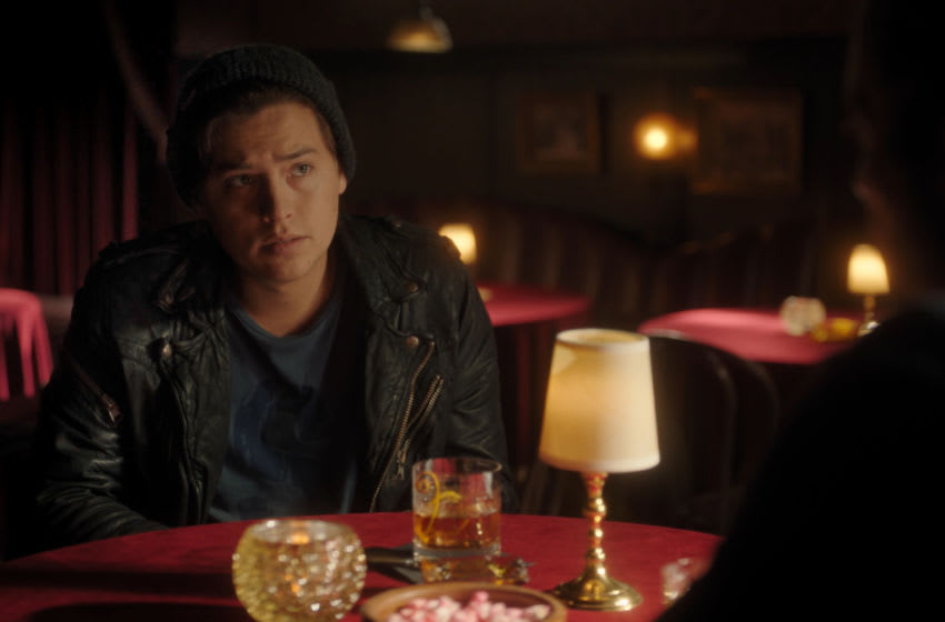 "Riverdale -- ""Chapter Seventy-Eight: The Preppy Murders"" -- Image Number: RVD502fg_0037r -- Pictured: Cole Sprouse as Jughead Jones -- Photo: The CW -- © 2020 The CW Network, LLC. All Rights Reserved."