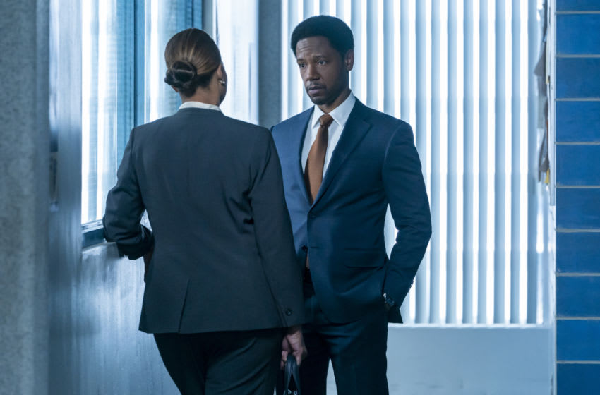 The series premiere of the CBS Original drama THE EQUALIZER, starring Academy Award nominee and multi-hyphenate Queen Latifah, will be broadcast immediately following SUPER BOWL LV on Sunday, Feb. 7, 2021 (10:00-11:00 PM, ET/7:00-8:00 PM, PT; time is approximate after post-game coverage) on the CBS Television Network. THE EQUALIZER will move to its regular Sunday (8:00-9:00 PM, ET/PT) time period on Feb. 14, 2021. Pictured: Tory Kittles as Detective Marcus Dante Photo: Barbara Nitke/CBS ©2021 CBS Broadcasting, Inc. All Rights Reserved.