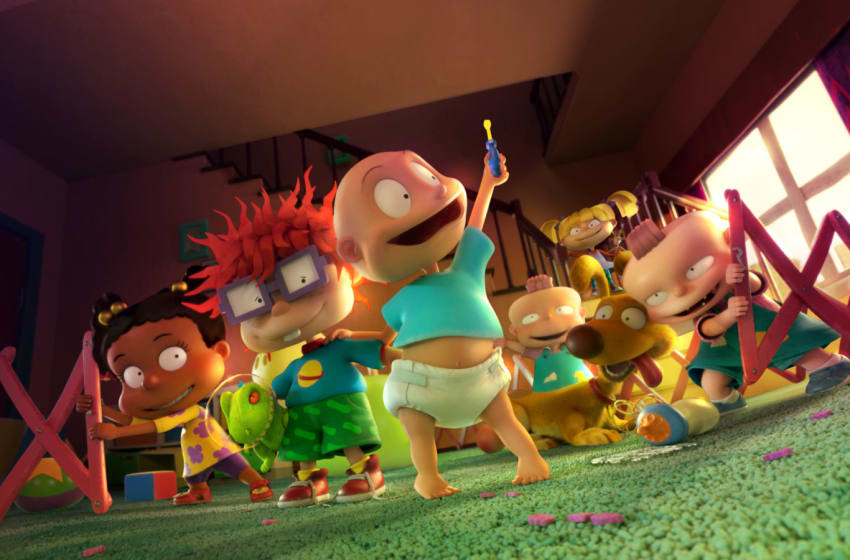 Rugrats reboot first look: Where is Kimi?