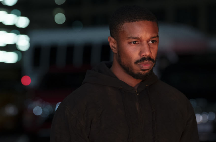 Michael B. Jordan stars in WITHOUT REMORSE Photo: Nadja Klier © 2020 Paramount Pictures