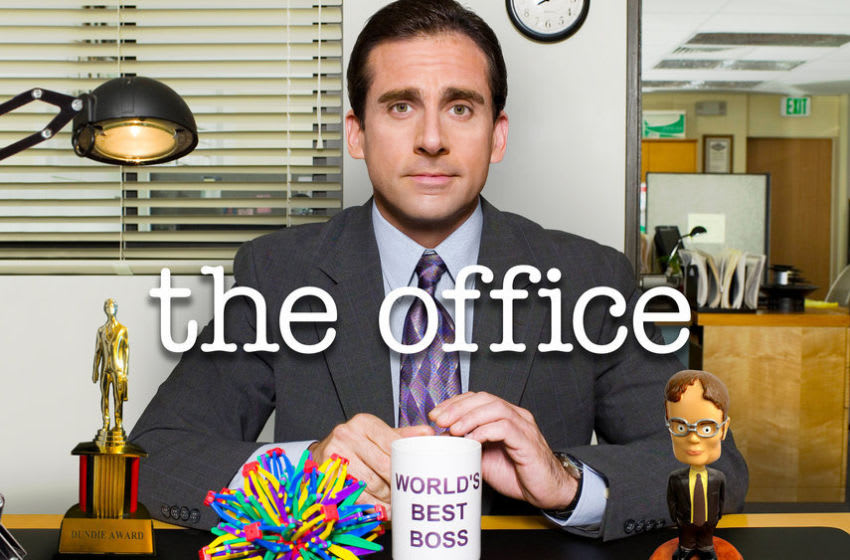 THE OFFICE -- Pictured: