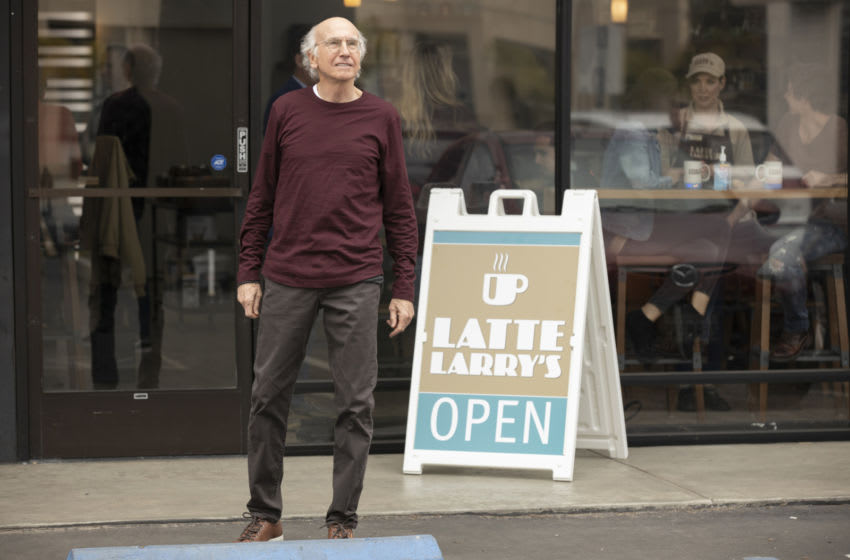 Curb Your Enthusiasm - Photograph by John P. Johnson / HBO