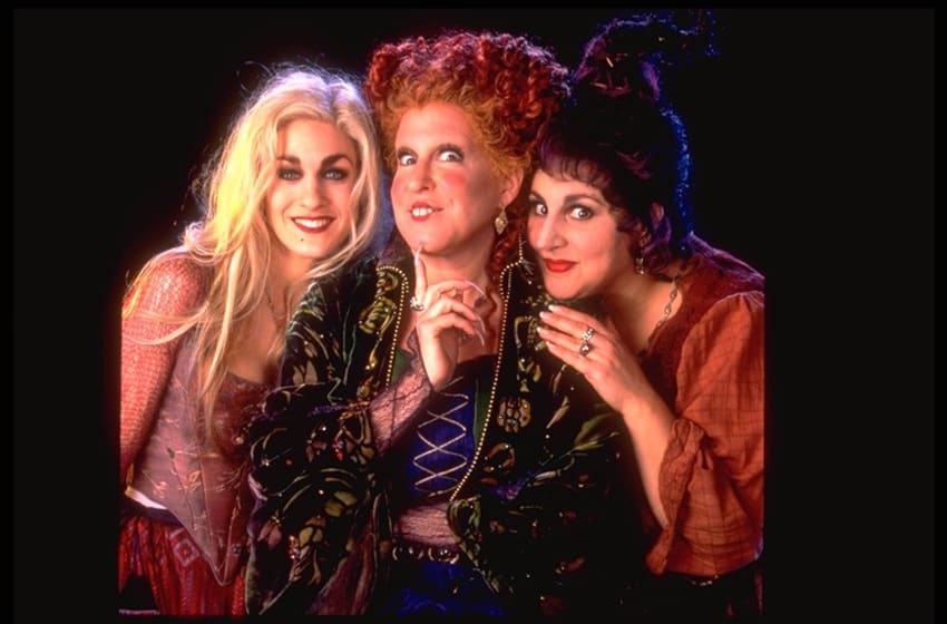 HOCUS POCUS - Why celebrate the spookiest time of the year for only 13 nights when you can celebrate for 31!? Freeform has expanded their annual Halloween programming event to