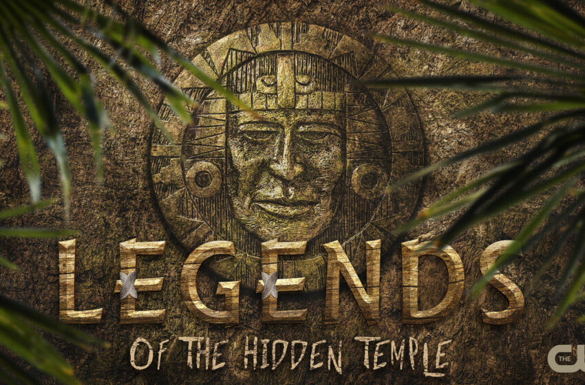Legends of The Hidden Temple -- Image Number: 2021_LHT_1920x1080.jpg -- Photo: The CW -- © 2021 The CW Network, LLC. All Rights Reserved.