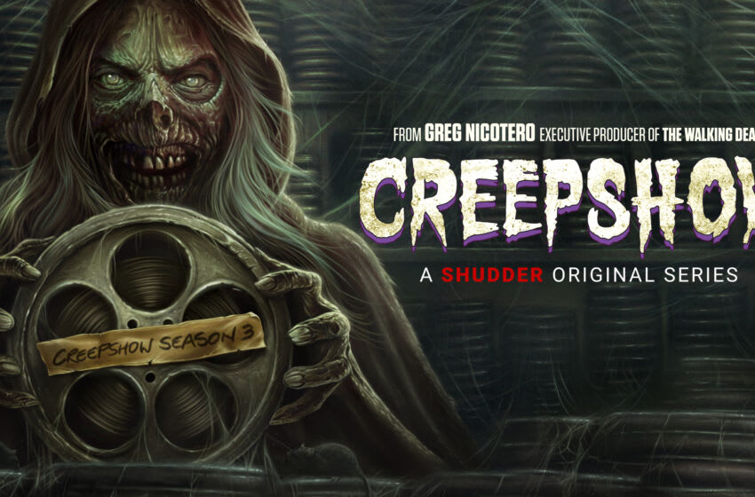 Creepshow Season 3 key art - Courtesy of Shudder