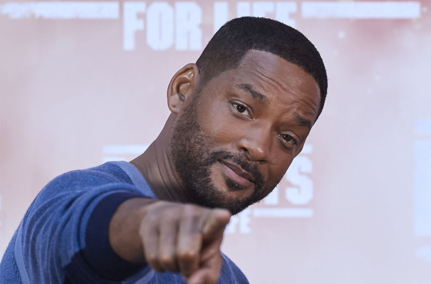 MADRID, SPAIN - JANUARY 08: Actor Will Smith attends 'Bad Boys For Life' photocall at the Villamagna Hotel on January 08, 2020 in Madrid, Spain. (Photo by Carlos Alvarez/Getty Images)
