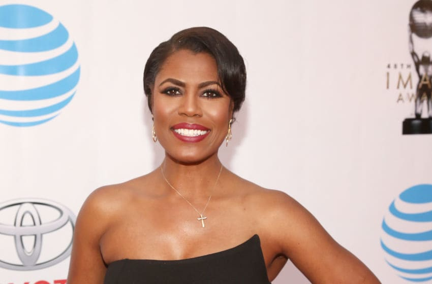 PASADENA, CA - FEBRUARY 11: Omarosa Manigault attends the 48th NAACP Image Awards at Pasadena Civic Auditorium on February 11, 2017 in Pasadena, California. (Photo by Jesse Grant/Getty Images for NAACP Image Awards)