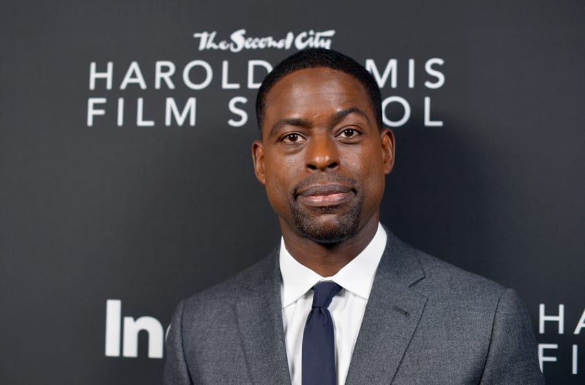LOS ANGELES, CA - NOVEMBER 02: Sterling K. Brown attends Inaugural IndieWire Honors on November 2, 2017 in Los Angeles, California. (Photo by Matt Winkelmeyer/Getty Images)