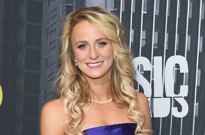NASHVILLE, TN - JUNE 07: TV personality Leah Messer attends the 2017 CMT Music Awards at the Music City Center on June 7, 2017 in Nashville, Tennessee. (Photo by Michael Loccisano/Getty Images For CMT)
