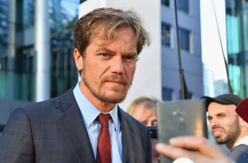 TORONTO, ON - SEPTEMBER 12: Michael Shannon attends the