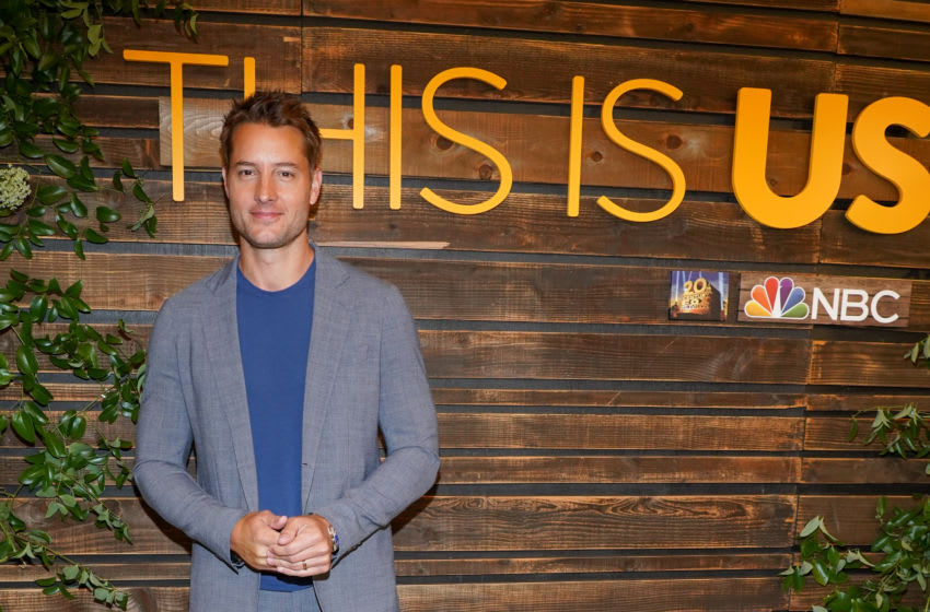 WEST HOLLYWOOD, CALIFORNIA - AUGUST 10: Justin Hartley attends NBC's