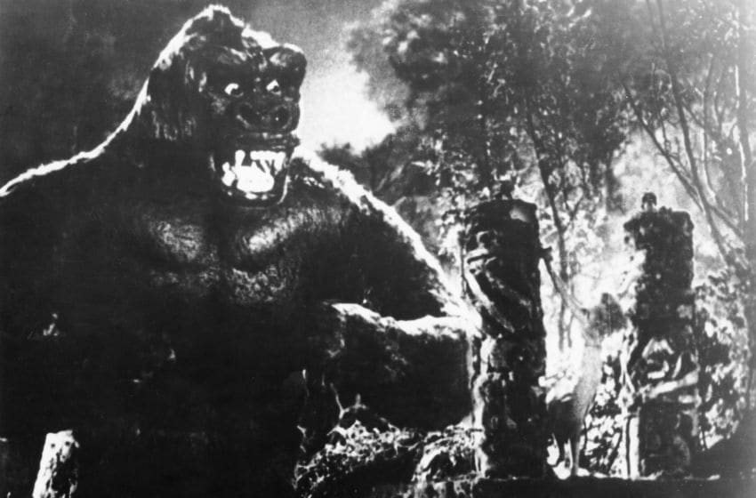 Kino. King Kong, USA, 1933, aka: King Kong und die weiße Frau, Regie: Merian C. Cooper, Darsteller: Fay Wray. (Photo by FilmPublicityArchive/United Archives via Getty Images)