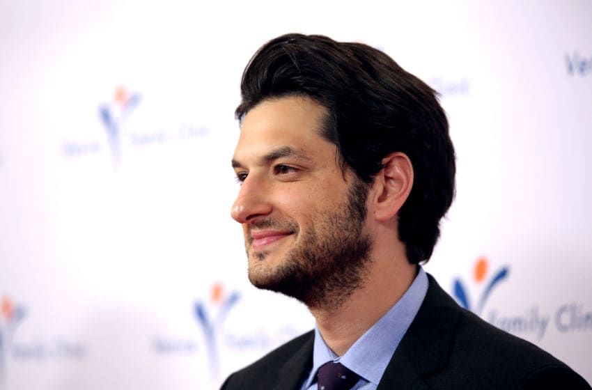 Sonic star Ben Schwartz attends the Venice Family Clinic's Silver Circle Gala at Regent Beverly Wilshire Hotel on March 9, 2015 in Beverly Hills, California. (Photo by Mike Windle)