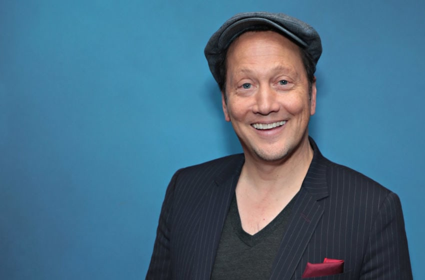 NEW YORK, NY - SEPTEMBER 20: Actor Rob Schneider visits the SiriusXM Studios on September 20, 2017 in New York City. (Photo by Cindy Ord/Getty Images)
