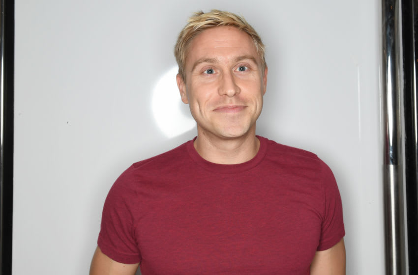 LONDON, ENGLAND - SEPTEMBER 01: Russell Howard prior to introducing the BFI Screen Epiphany 'The Royal Tenenbaums' at BFI Southbank on September 1, 2016 in London, England. (Photo by Stuart C. Wilson/Getty Images)