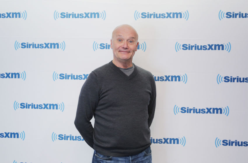 NEW YORK, NY - MARCH 20: Actor Creed Bratton visits SiriusXM Studios on March 20, 2018 in New York City. (Photo by Mireya Acierto/Getty Images)