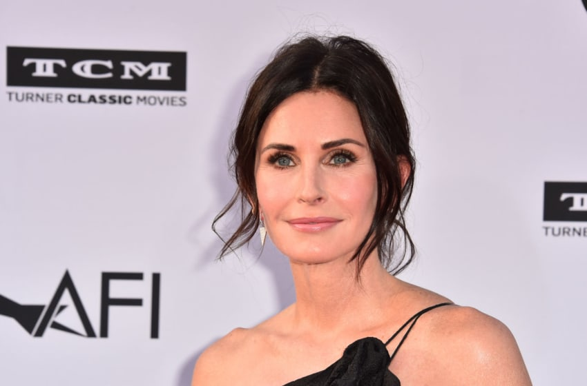 Why Friends alum Courteney Cox decided to stop using face fillers