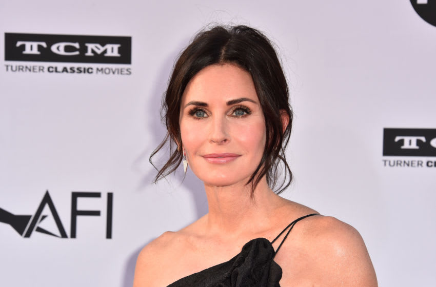 HOLLYWOOD, CA - JUNE 07: Courteney Cox attends American Film Institute's 46th Life Achievement Award Gala Tribute to George Clooney at Dolby Theatre on June 7, 2018 in Hollywood, California. 390042 (Photo by Alberto E. Rodriguez/Getty Images for Turner )