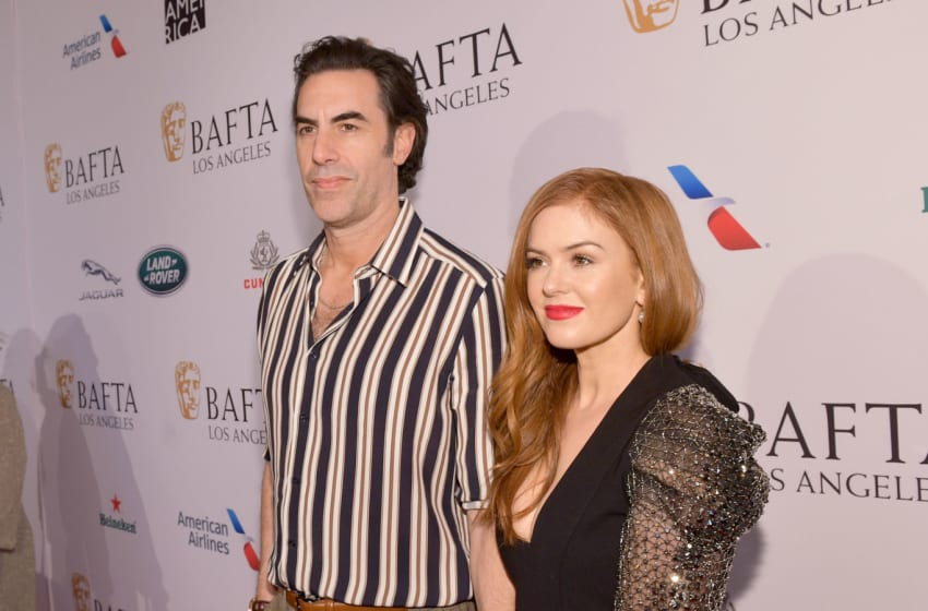 Sacha Baron Cohen wife: Who is he married to and how long have they been together?