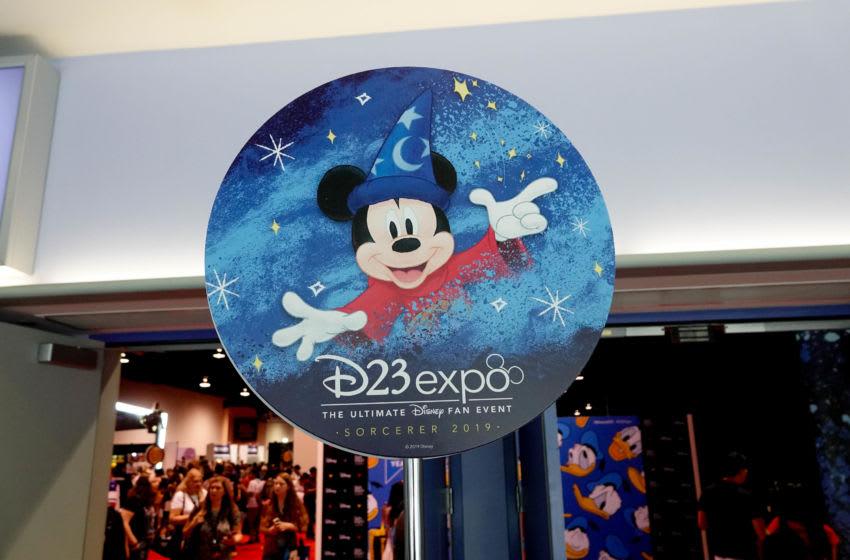 Logo for D23 Expo Disney 013