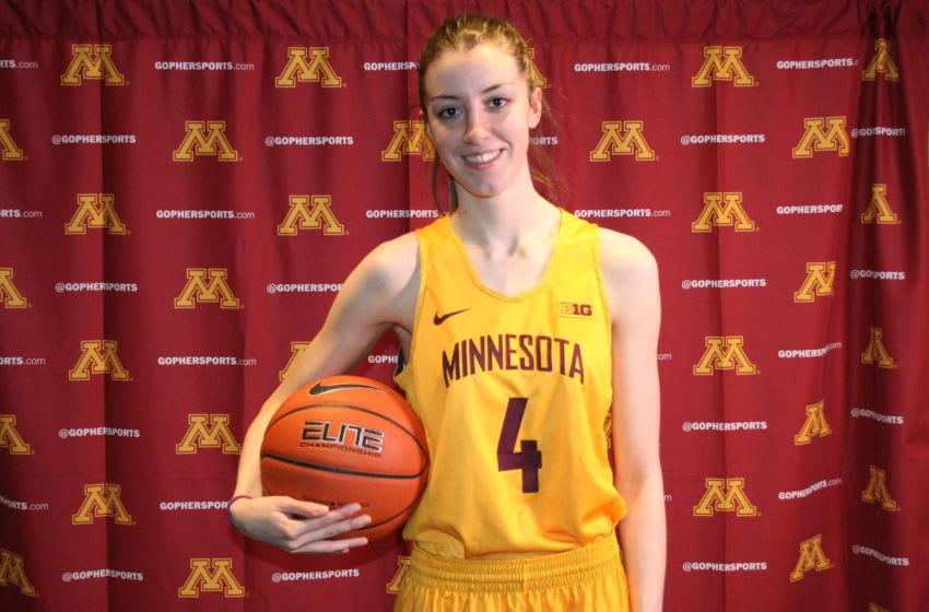 Photo provided by University of Minnesota athletics