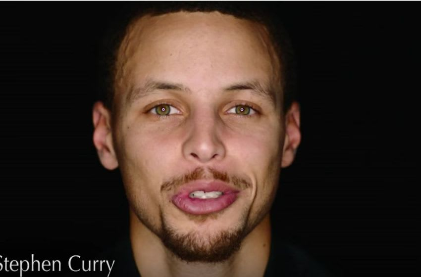 Steph Curry.