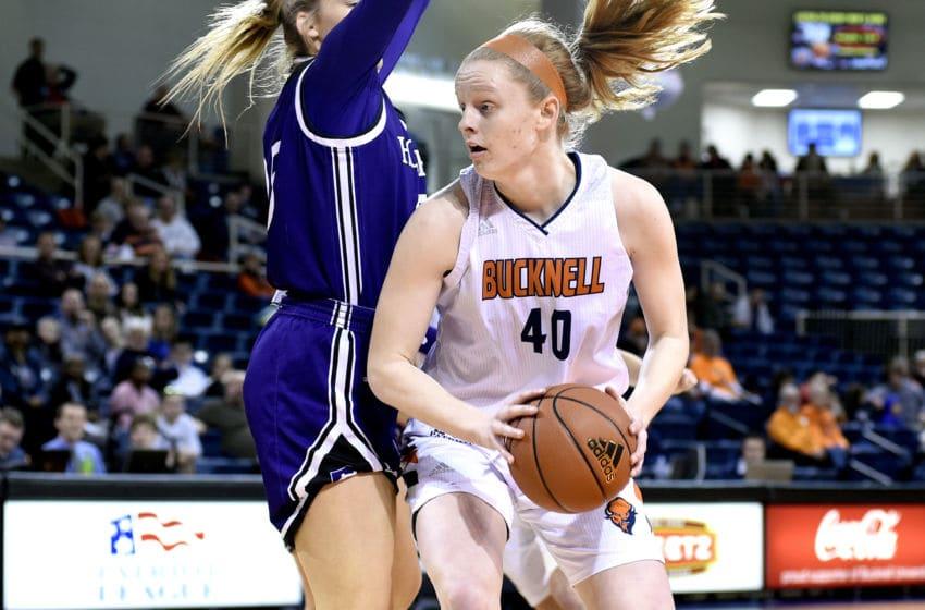 Bucknell's Ellie Mack. (photo courtesy of Bucknell Athletics)